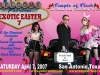 Exotic Easter 7, Front