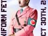 2010 Uniform Fetish Ball, Rouged Hitler