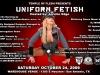 October 2009 Uniform Fetish Ball, Back