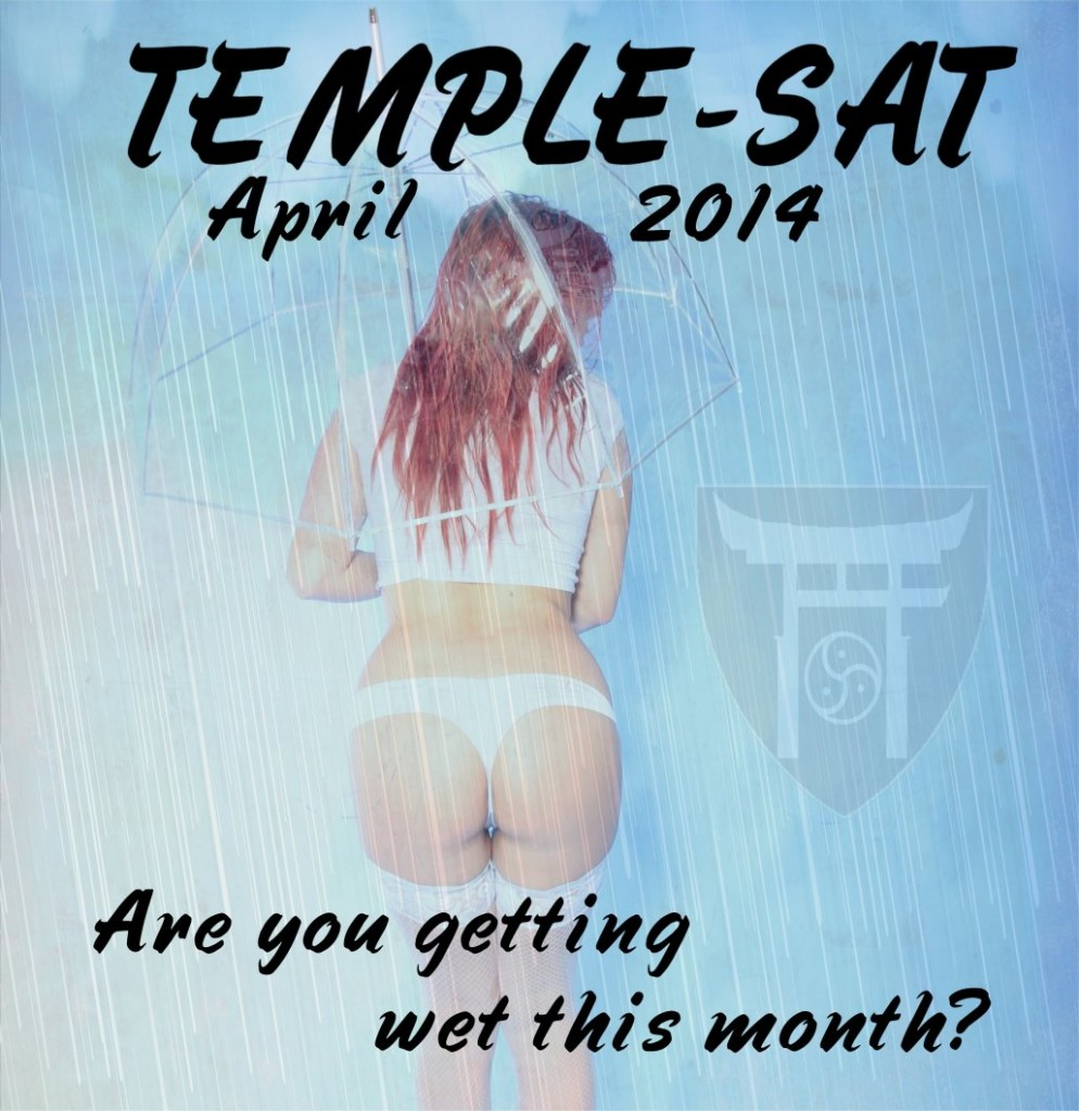 TEMPLE-SAT APRIL 2014 Flyer
