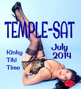 TEMPLE-SAT JULY 2014 Flyer